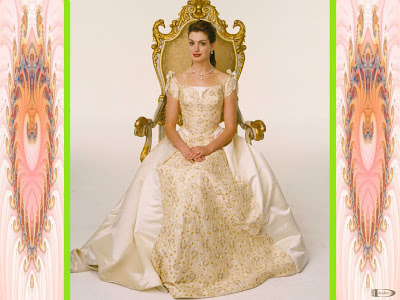 Hollywood Princess Anne Hathaway
