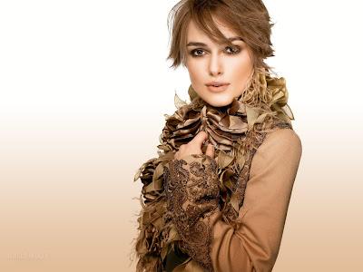 Keira Knightley hot celebrity