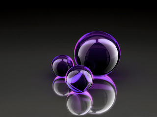 3D Precision Glass Balls wallpaper 1600x1200
