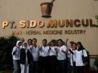 Produk diproduksi oleh Sido Muncul.Pabrik sendiri 42 ha.Produk dijual oleh Nutrend Internasional