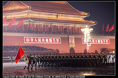 Армия КНР догнала по оснащению США ФОТО