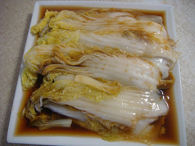 how to cook chinese cabbage with oyster sauce