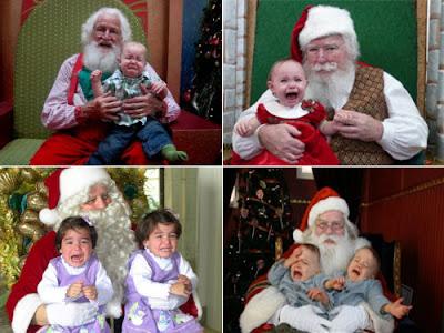 Naaaaaaaaaaaa Papa Noel Noooooo!