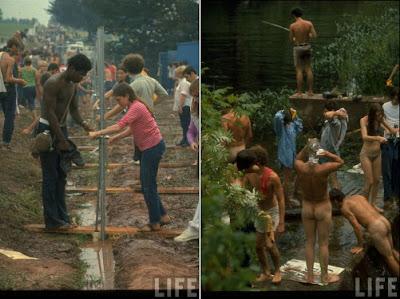 El festival de Woodstock en imagenes