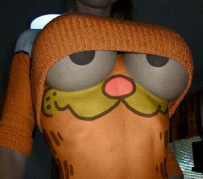 Garfield Sexy???