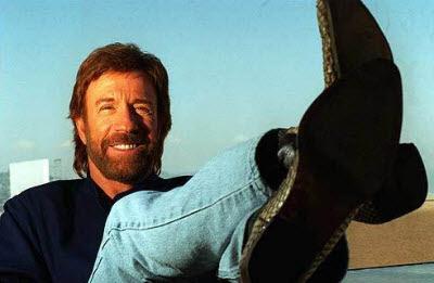 10 hechos matemáticos de porqué Chuck Norris es tan groso!