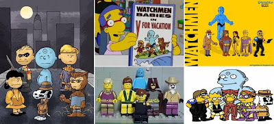 Watchmen Alternativos