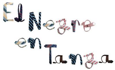 Tipografia de corbatas