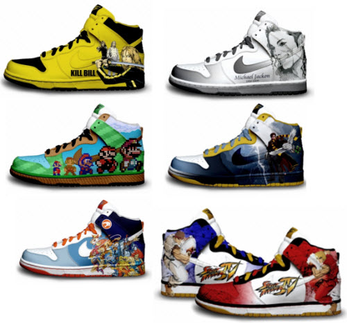 Daniel Reese: Personaliza zapatillas a tu gusto!