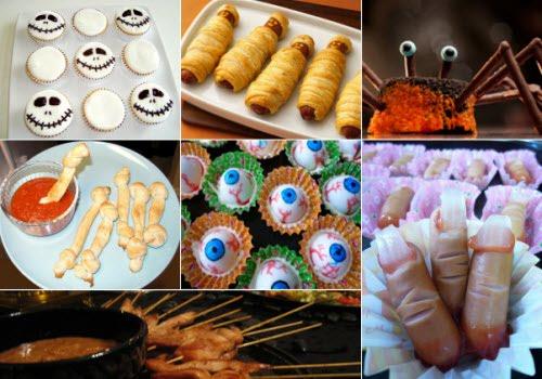 Negrorama comidas originales para halloween - Comodas originales ...
