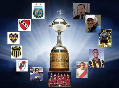 Curiosidades la Mítica Copa Libertadores