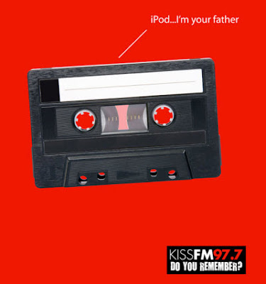 Ipod... I'm your father!