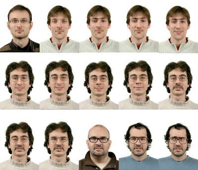 Gombi-noscope: Jugando a crear caras graciosas