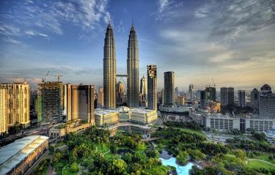Las torres Petronas