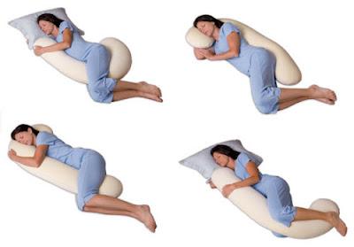 Almohada para mujeres embarazadas