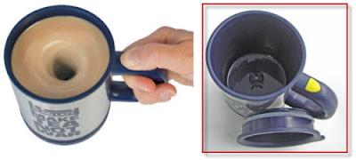 Plain Lazy: La taza automática para vagos!