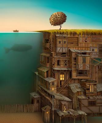 Ejemplos inusuales de arte surreal