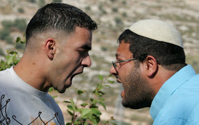 La eterna discusión entre palestinos y judios