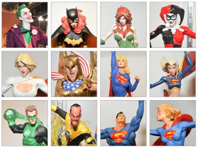 Juguetes del universo DC coleccionables
