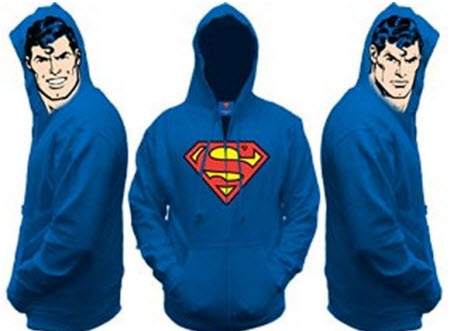 Campera de Superman