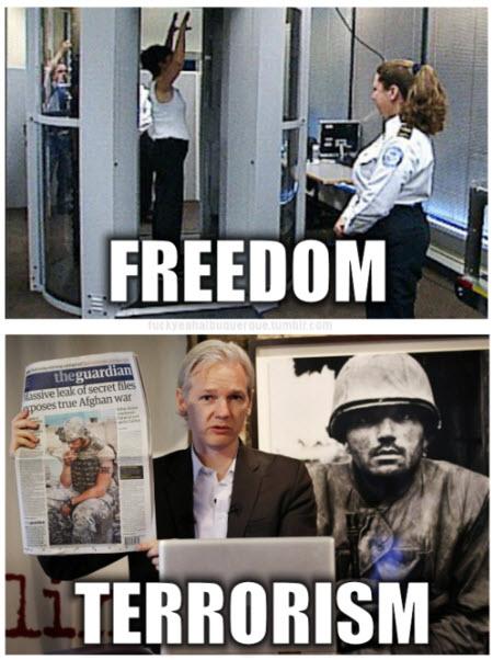Libertad Vs Terrorismo