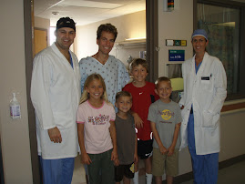 Dr. Commando, Michael, Kids & Urology Resident