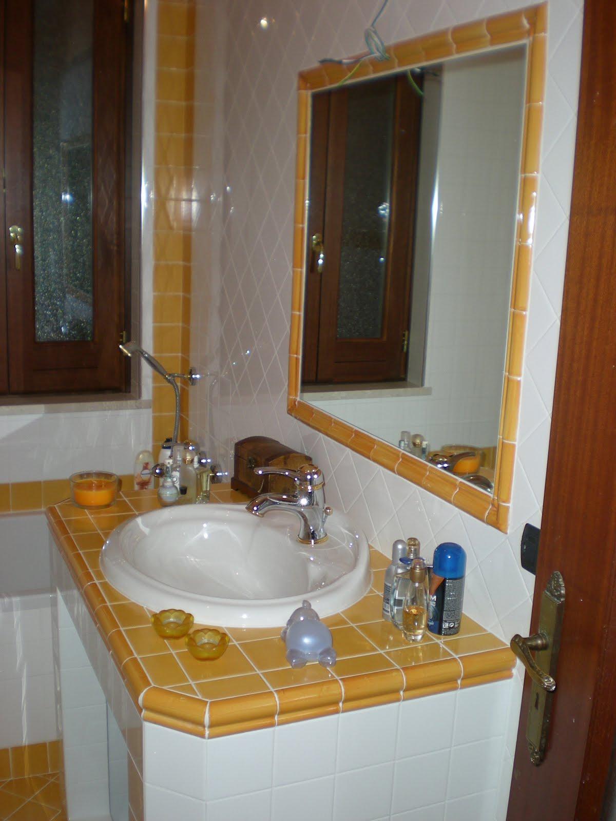 bagno rustico muratura ~ Comarg.com = Lussuoso Design del Bagno con ...