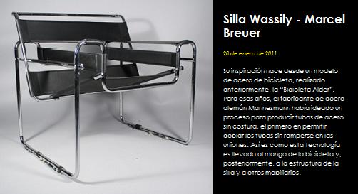 Studiobatista silla wassily marcel breuer - Silla marcel breuer ...