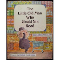 the little old man who could not read irma simonton black children's book review