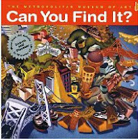 Can You Find It? Metropolitan Museum of Art Book