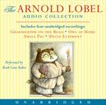 arnold lobel owl at home children's book review audio CD