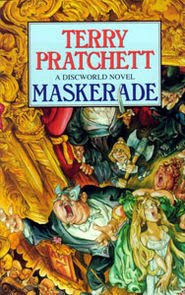 maskerade terry pratchett book review