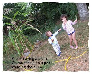 homecoming kids backyard