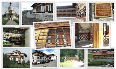 paro thimpu dzong museum zorig chusum