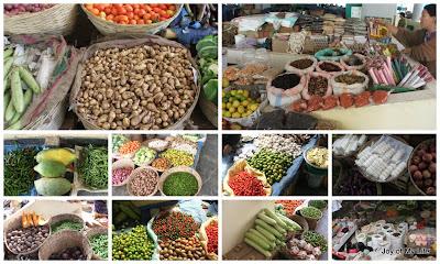 Centenary Farmer's Market in Thimpu