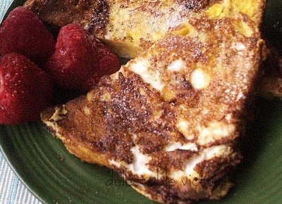 French Toast Two Ways