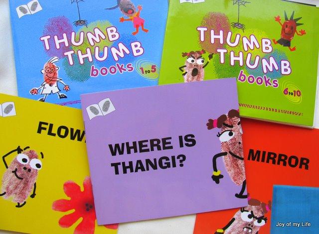 thumb thumb books tulika
