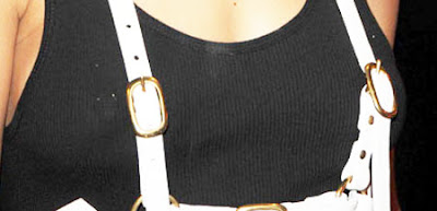 rihanna nipple piercing