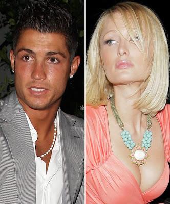Cristiano Ronaldo, Paris Hilton, Nereida Gallardo,