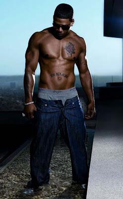 Nelly's Sean Jean Underwear Ad Campaign