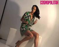 Andreea Raicu in Cosmopolitan