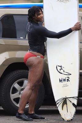 Vedete cu celulita : Serena Williams