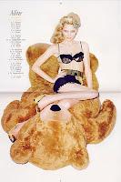 Sexy Vogue Calendar 2009