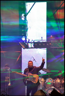 Ali Campbell (UB40) in Iasi