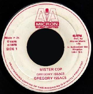 Gregory Isaacs Mr Cop