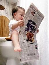 O jornal impresso!