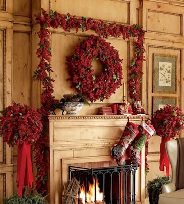 door decorating for christmas santa claus and christmas