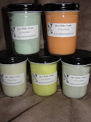 8 oz. 100% Soy Candles
