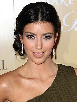 pictures of kim kardashians hair. kim kardashian hair