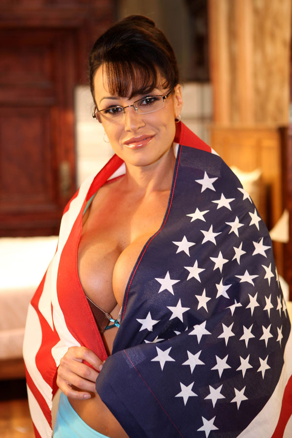 lisa ann. real to reel